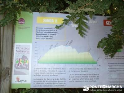 Ruta Lago de Sanabria - Laguna de Sotillo;viajes de semana santa